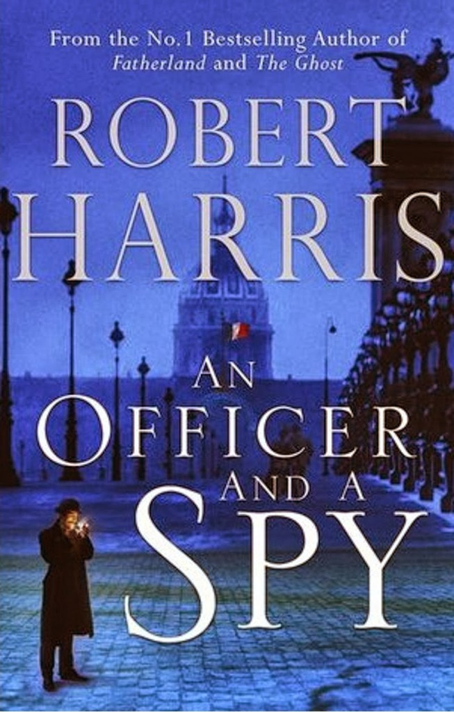 Harris Officer Spy