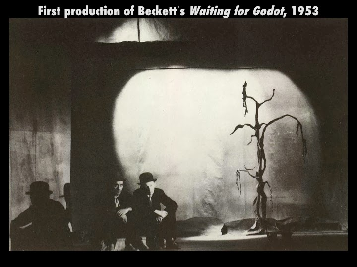 Waiting For Godot Jo Baker A Country Road A Tree Fiction And